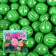 Dubble Bubble Watermelon Gumballs 850 Count Bulk