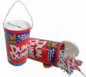 Dum Dum Lollipop Large Gift Bank