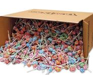 Dum Dum Lollipops Bulk (approx 1,800)