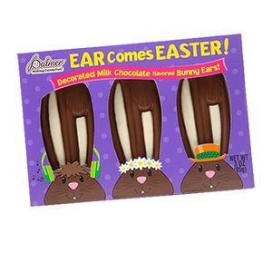 Ear Comes Easter Chocolate Ears