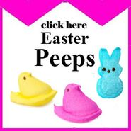 Easter Peeps Choices