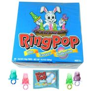 Easter Ring Pops Bunnies & Chicks 36 Count