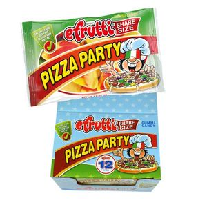 eFrutti Gummi Pizza Party Share A Size 12 Count