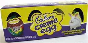 Egg-cellent Cakes With Cadbury Easter Crème Eggs