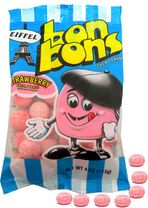 Eiffel Strawberry Bon Bons 4oz bag