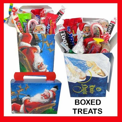 Exclusive Christmas Event Treats - School-Church-Office Events
