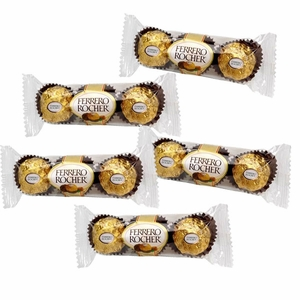 Ferrero Rocher Fine Chocolates 12 Packs
