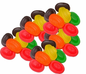 Fiesta Mexican Gummi Hats 24oz Bag