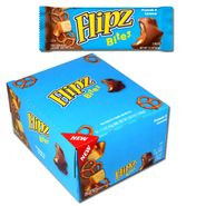 Flipz Pretzel Bites Candy Bars 24 Count