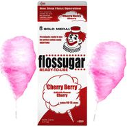 Flossugar Cherry Cotton Candy Mix 3.25lbs