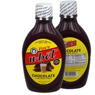Fox's U-Bet Chocolate Syrup 22oz
