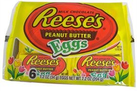 From Bite Size To Giant: Getting To Know The Magic of Reeses Eggs