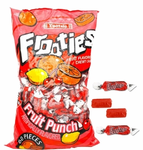 Fruit Punch Tootsie Frooties 360ct