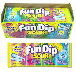 Fun Dip Sour 24 Count