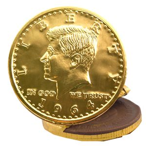 Giant Chocolate Coin 1lb