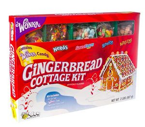 Gingerbread House Kit By Wonka