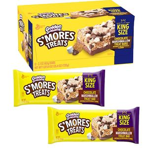 Golden Grahams Smores Bars 12 Count