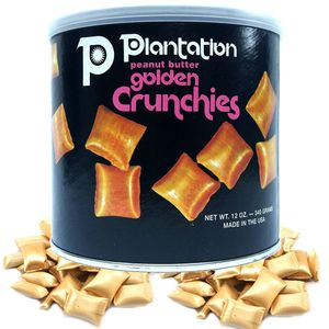 Golden Peanut Butter Crunchies 12oz Can