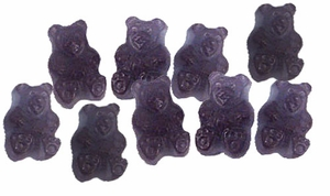 Grape Gummy Bears 5lb