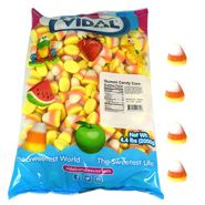 Gummi Candy Corn 4.4lb Bulk Bag
