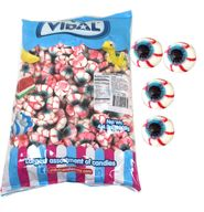 Gummi Eyeballs 4.4lb Bulk Bag