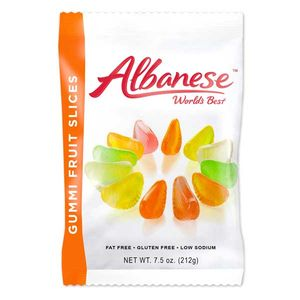 Gummi Fruit Slices 7.5oz Bag