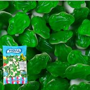 Gummi Green Frogs 4.4lb Bag