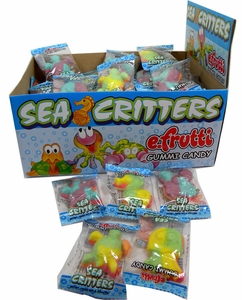 Gummy Sea Critters 60 Count