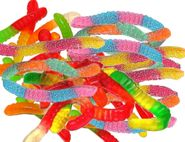 Gummy Worms Regular