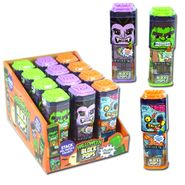 Halloween Block Monster Pops 12 Count