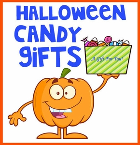 Halloween Candy Gifts