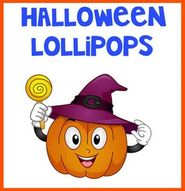 Halloween Lollipop Selections