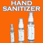 Hand Sanitizer Selections
