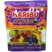 Haribo Switches Brew Gummies 10oz Bag