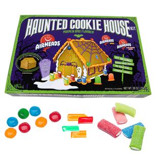 Haunted House Candy Kit  (Airheads)