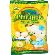Hello Kitty Pineapple Marshmallows 3.1oz