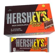 Hershey Bars With Reese's Pieces 36 Count