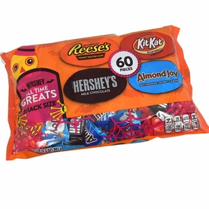 Hershey's All Time Greats 60 Count Halloween