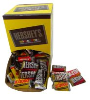 Hershey's Miniatures Bars 120ct Snack Size