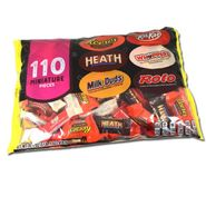 Hershey's Assorted Chocolate Bars 110 Count
