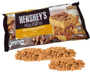 Hershey's Butterscotch Chips 11oz Bag