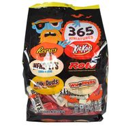 Hershey's Chocolate Bars Assorted Halloween 365 Count