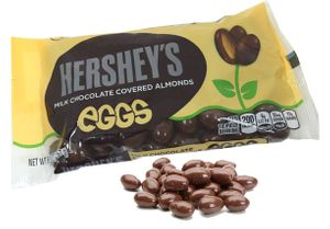 Hershey's Chocolate Covered Almond Eggs 9.1oz Bag