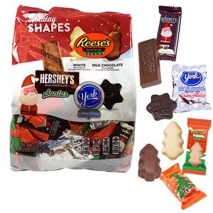 Hershey's Holiday Shapes 35.1oz bag