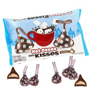 Hershey's Kisses Hot Cocoa 10oz Bag