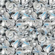 Hershey's Kisses Silver 5lb Bag
