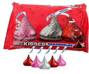 Hershey's Kisses Valentine's Day 11oz
