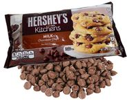 Hershey's Milk Chocolate Chips 11.5oz Bag
