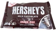 Hershey's Milk Chocolate Snack Size Candy Bars (45CT)