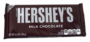 Hershey's Milk Chocolate XL Bar 4.4oz